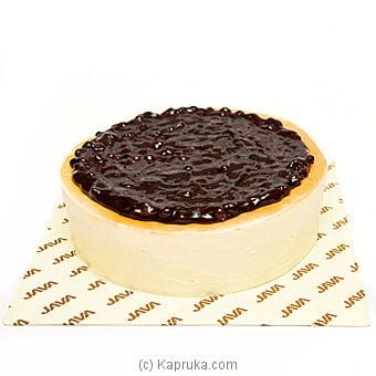 Java Blueberry Cheese Cake Online at Kapruka | Product# cakeJAVA0093