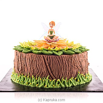 Tinkerbell Bloom Cake at Kapruka Online for cakes