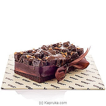 Java Rock Slide Brownie Online at Kapruka | Product# cakeJAVA00110