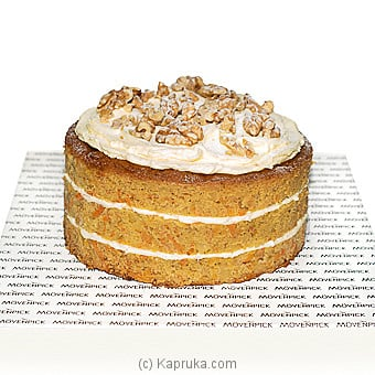 Movenpick Swiss Carrot Cake Online at Kapruka | Product# cakeMVP0092
