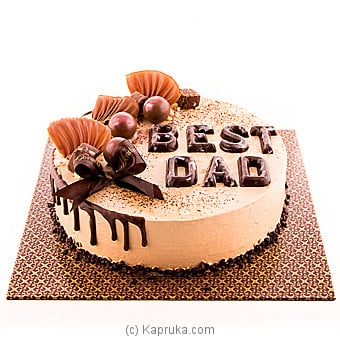 Best Dad(gmc) Online at Kapruka | Product# cakeGMC00244