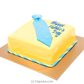 Kingsbury Happy Father`s Day Cake Online at Kapruka | Product# cakeKB00167