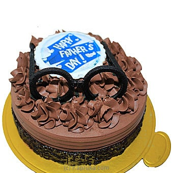 Bread Talk Happy Father`s Day Cocolate Cake Online at Kapruka | Product# cakeBT00254