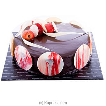 Kapruka Chocolate Forest Gatuex Cake Online at Kapruka | Product# cake00KA00779