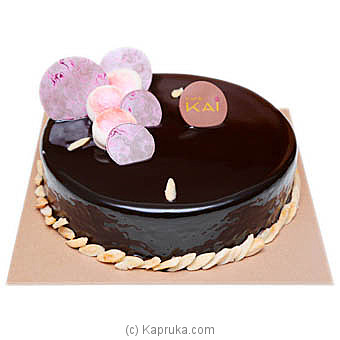 Hilton Almond Gateaux at Kapruka Online