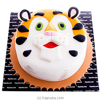Tigress at Kapruka Online for cakes
