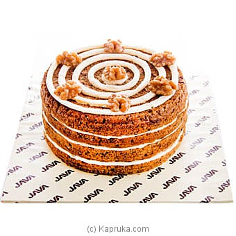 Java Zuccini And Wallnut Cake at Kapruka Online for cakes