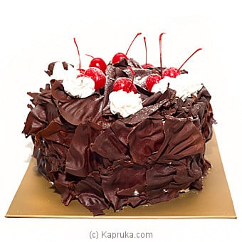 Black Forest Cake Online at Kapruka | Product# cakeKB00170