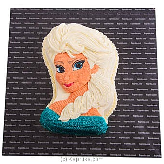 Princess Elsa Online at Kapruka | Product# cake00KA00812
