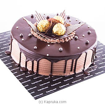 Ferrero Delight Cake Online at Kapruka | Product# cake00KA00815