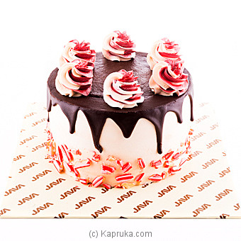 Java Peppermint Fudge Cake Online at Kapruka | Product# cakeJAVA00117