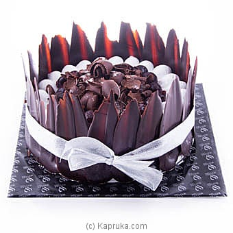 Waters Edge Black Forest Cake Online at Kapruka | Product# cakeWE00104