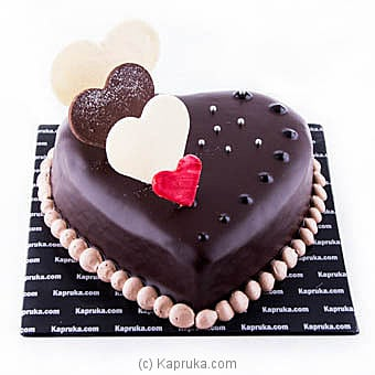 Best Of My Love Chocolate Cake Online at Kapruka | Product# cake00KA00846