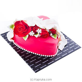 Because You Love Me Online at Kapruka | Product# cake00KA00854