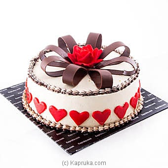 Let Me Love You Chocolate Cake Online at Kapruka | Product# cake00KA00855