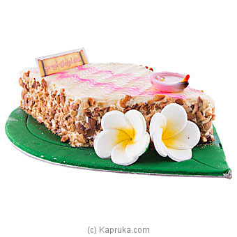 Avurudu Tradition Cake Online at Kapruka | Product# cakePS00103