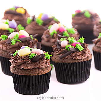 Easter Eggs Cupcakes -12 Piece at Kapruka Online for cakes