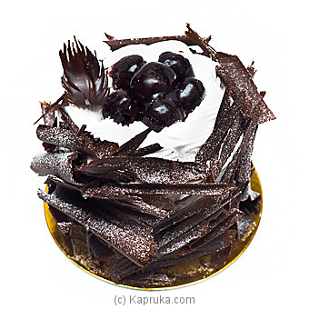 Mini Black Forest Cake Online at Kapruka | Product# cakeTA00166