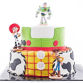 Toy Story 4 Ribbon Cake at Kapruka Online for cakes