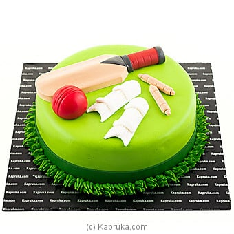 Happy Cricket Online at Kapruka | Product# cake00KA00969