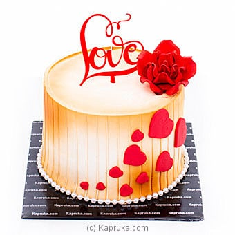 Muse Of Love Online at Kapruka | Product# cake00KA001026