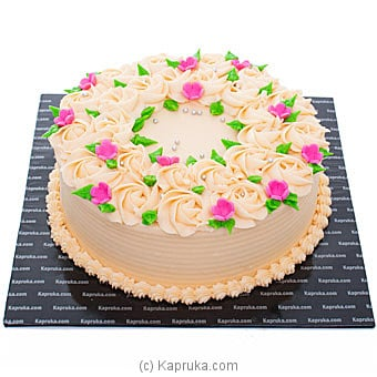 Garden Of Love Online at Kapruka | Product# cake00KA001046