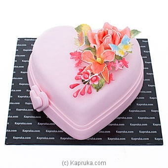 Much Love With Delicacy Online at Kapruka | Product# cake00KA001029