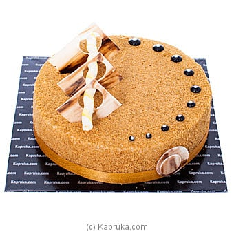 Ecstasy In Delicacy Coffee Gateau Online at Kapruka | Product# cake00KA001040