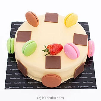Share Delights Chocolate Gateau Online at Kapruka | Product# cake00KA001060