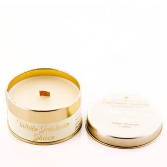White Gardenia Grace Ceylon Scented Candle at Kapruka Online for cross_border