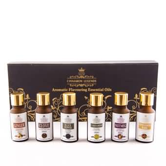Aromatic Flavouring Essential Oil Pack at Kapruka Online for cross_border