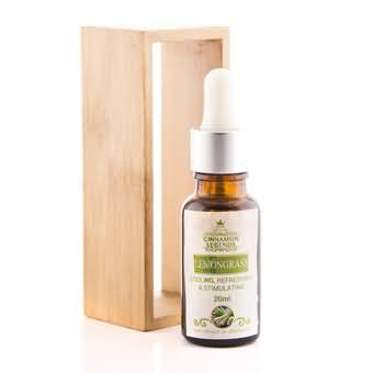 Lemongrass Essential Oil - 20ml at Kapruka Online for cross_border