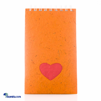 Heart Book - White Inner Page Online at Kapruka | Product# CBstatio00027