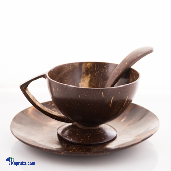 Kapruka Online Shopping Product Tea Cup, Saucer & Spoon