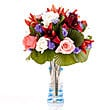 Lavish Roses With Lilies at Kapruka Online