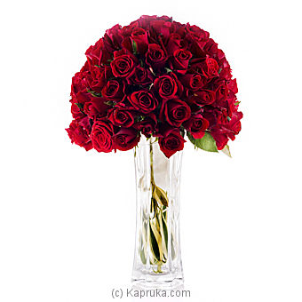 Red And Rich Temptation By Flower Republic at Kapruka Online forflowers