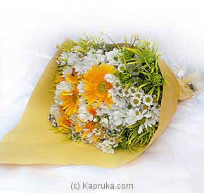 Bouquet of Sunshine Kisses By Flower Republic at Kapruka Online forflowers