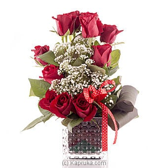 Scarlet Blaze By Flower Republic at Kapruka Online forflowers