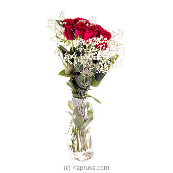 Ravishing Reds By Flower Republic at Kapruka Online forflowers