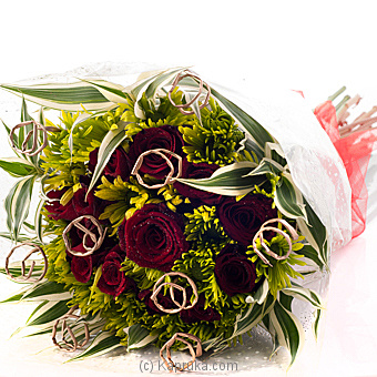 Soul Mates flower bouquet at Kapruka Online for flowers