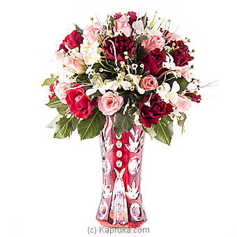 Pink And Red Sapphire at Kapruka Online for flowers
