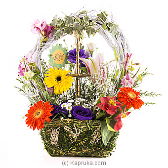 New Year Sunny at Kapruka Online for flowers