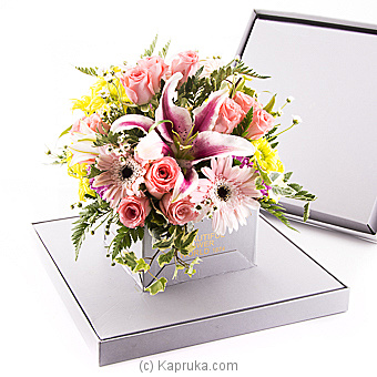 All I want is you at Kapruka Online for flowers