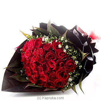 Black Magic Love flower bouquet at Kapruka Online for flowers