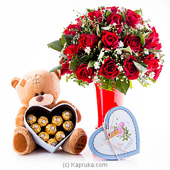Gift Of Love at Kapruka Online for flowers