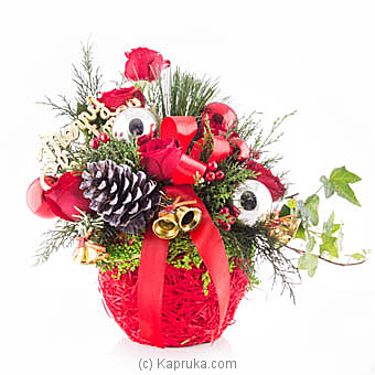 Christmas Magic at Kapruka Online for flowers