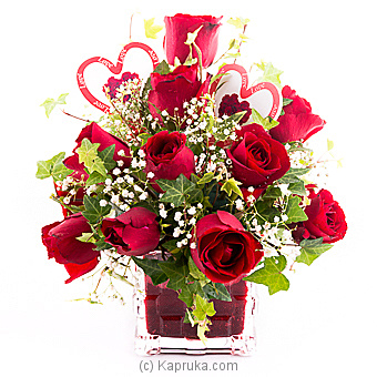 Message From The Heart at Kapruka Online for flowers
