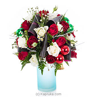 Glorious Christmas at Kapruka Online for flowers
