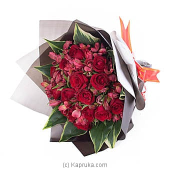 Floral Rose By Flower Republic at Kapruka Online forflowers