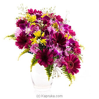 Special Day Spectacular Online at Kapruka | Product# flowers00T349